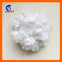 7dx64mm SDRW RECYCLED POLYESTER STAPLE FIBER for pillow filling with Great Low Price!