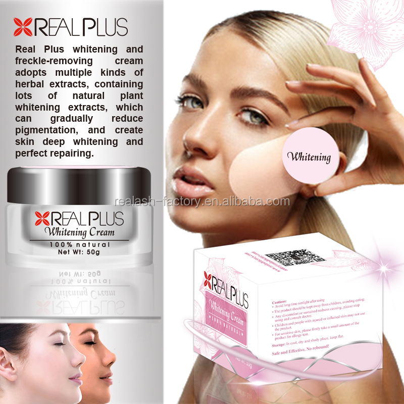 MSDS Top Skin Shine Beauty Cream Speckle Removing Men Skin Care Herbal Extract Cream Super Whitening
