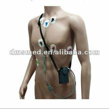 LCD Screen Cardioscan Holter recorder