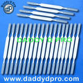 24 FOMON BONE RASP ORTHOPEDIC VETERINARY INSTRUMENTS