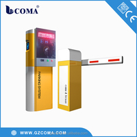 car parking rfid automatic gate systems