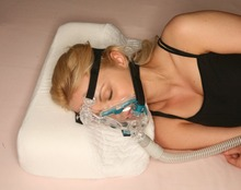 CPAP Contour Memory Foam Pillow