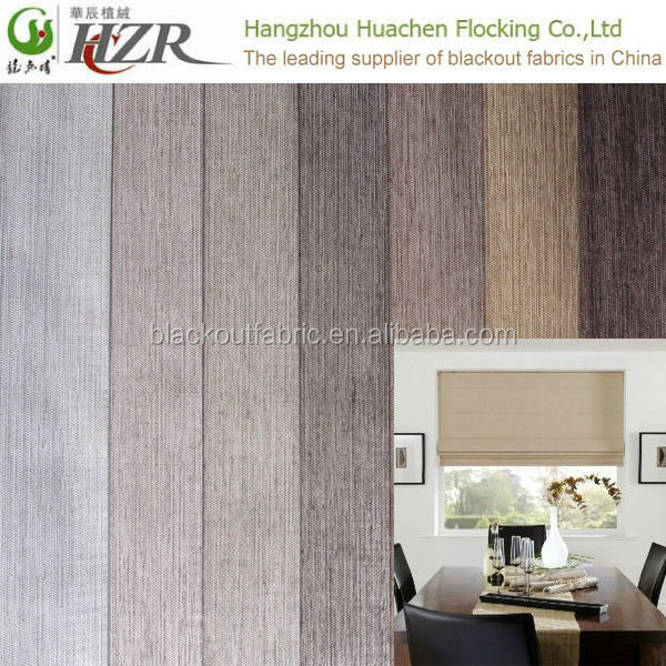 Fashionable 100% Polyester Furniture Upholstery Fabrics Types