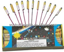 0445D 3 Whistling Moon Travellers fireworks/bottle rockets fireworks/Direct Factory Cost