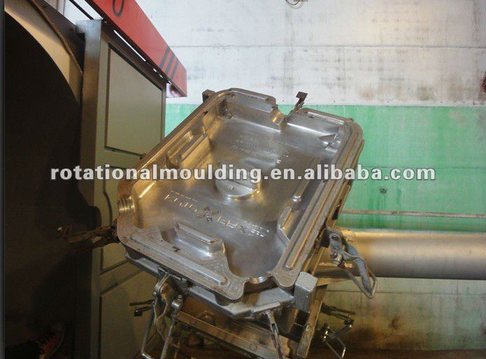Fully Automatic Shuttle Rotomolding Machine for sale