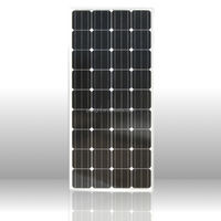 solar panels factory direct export to EU 18v mono 120w solar cell panel