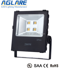 IP65 Outdoor 100W 150W 200W led flood light aluminum flood light body