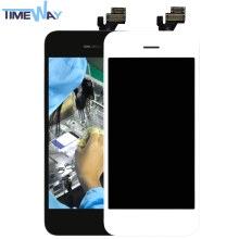 Wholesale Tianma AAA lcd full touch screen digitizer assembly replacement for iphone 5 5C 5S SE display