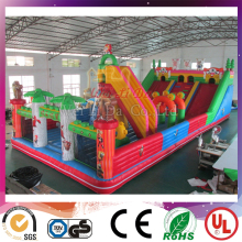 heated giant inflatable bouncy sheep castle for children's game for sale