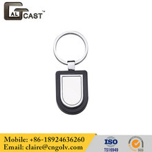 Oem China Al Alloy Die Cast Part For Dumbbell Key Chain