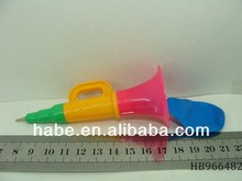 Balloon post horn pen,Festival Promotion Latex Balloon