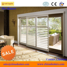 Customized door shutter, timber shutters, louvred shutters