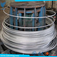 400 Series Grade and ISO Certification high quality 430 stainless steel wire rod 3mm