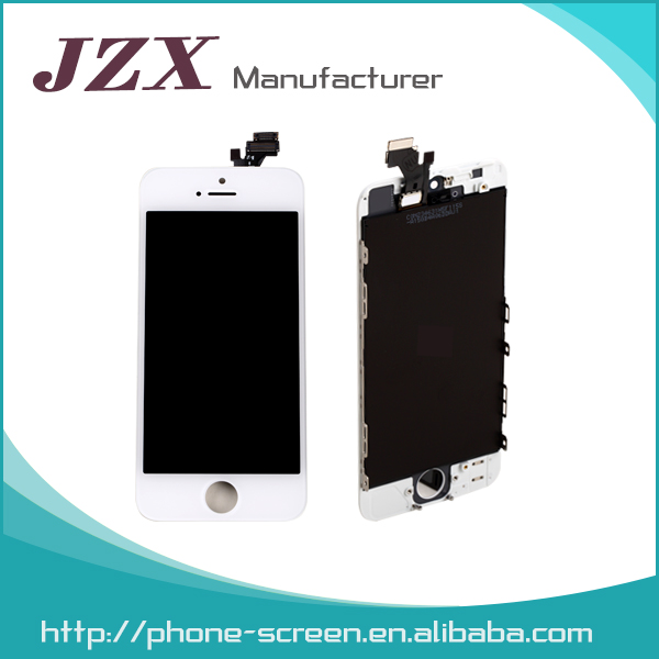 Competitive price Guangzhou original LCD For iphone 5 ,For iphone5 LCD display ,For iphone5 lcd asembly with high quality