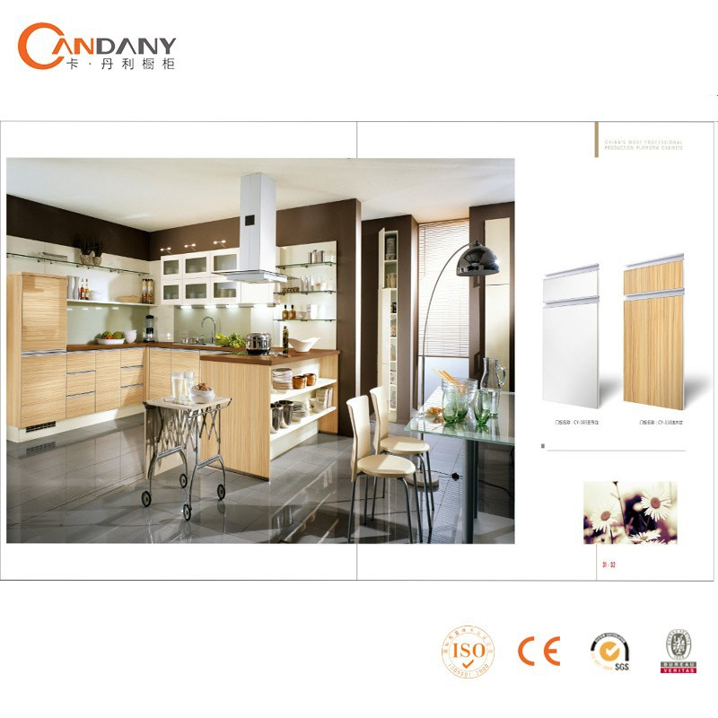 Warm Colors Kitchen Cabinets Modular Kitchen Cabinet Color