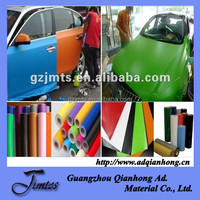 PVC Colorful Vinyl Car Wrap