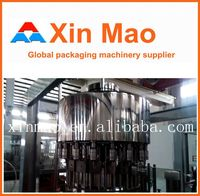 PLC control of bottle mineral water filling machine price