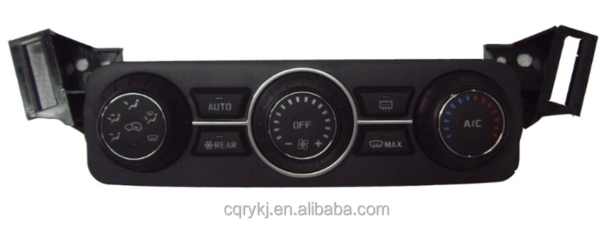 Auto climate control panel/Car air conditioner control panel/Auto HVAC Control Panel