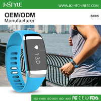 J-Style wristband heart rate monitor with ECG and Sleep Monitor