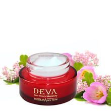 Vitamin C aloe vera moisturizing & whitening face cream