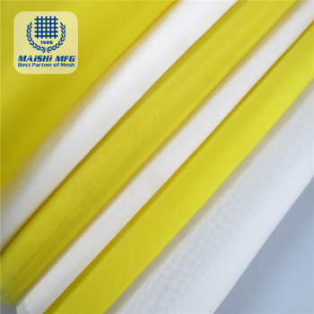 factory supply polyester screen printing mesh fabric