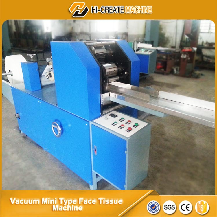 HC-VT paper handkerchief making machine price
