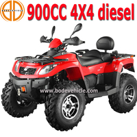 New V-Twin Cylinder atv buggy 4x4 diesel