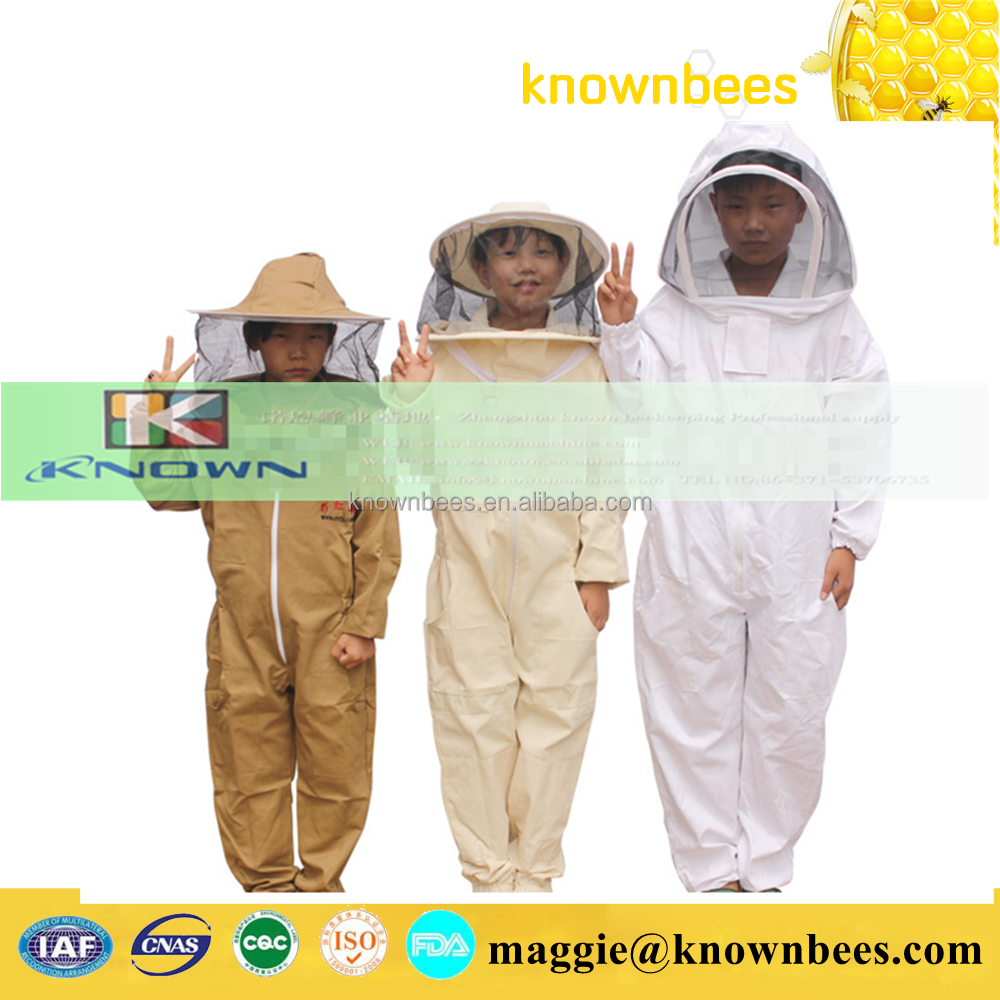 Kids Beekeeping Suit, Children Bee Suit, Beekeeper Suit
