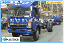 FRP Air Deflector, Body kits, Fiberglass Truck Parts.