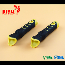 Good Quality Rubber Paint Roller Handle Soft Grip Rubber Handle In Brush