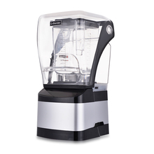 2017 1800W Big Power 2.0L Large Capacity Good at Ice Crushing Blender Low Noise with Sound Proof Cover