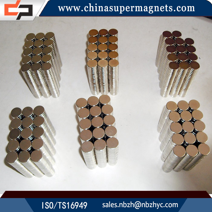 Factory direct Customized Industrial china ndfeb magnet manufacturer n50 neodymium magnet