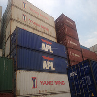 40 feet high cube container for sale in china