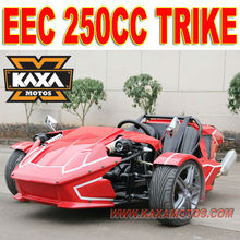 EEC 250cc Reverse Trike for Sale