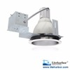 2017 ETL listed 4 in-4 out 2700K-6500K 42W 8 Inch Vertical Compact Fluorescent Architectural Housing With Junction box