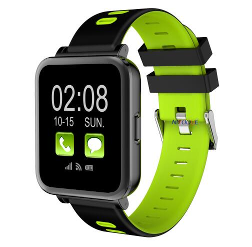 New <strong>N10</strong> Sport Bluetooth Smart Watch Band MTK2502D Compatible for IOS&Android Smart watch