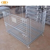 2017 Hot Sale!! stackable wholesale storage metal cage