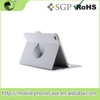 New Hot Sales 360 Degree Rotating Standing PU Leather Case Cover For iPad mini leather Case