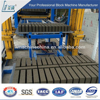 china manufacture Building Material sand retaining wall standard solid cement concrete compression block making machine