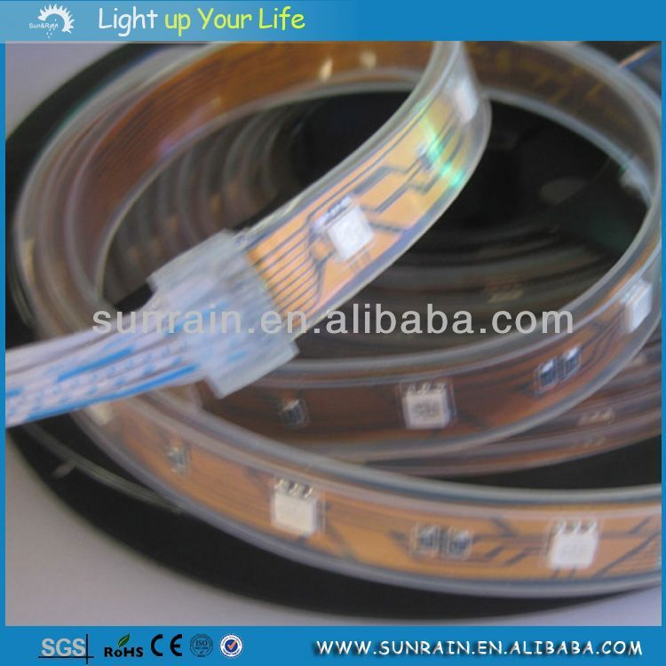 Competitive Price Fancy Christmas Led Lights SMD5050 12V Led Strip Light For Wedding, Club, Bar