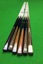 Favourable Snooker Cue stick , Handmade Ash Wood Billiard Cues, Snooker Cues