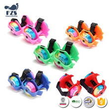 light up Skate roller shoes led flashing heel Skate Roller Wheels