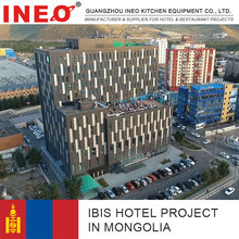 INEO Successful Ibis Hotel Project In Mongolia