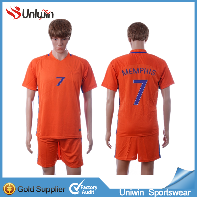 Sport wear new pattern t-shirts bulk cheap soccer jerseys