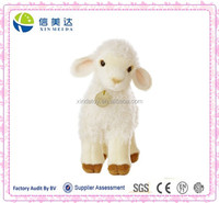 Plush Stuffed Lovely Baby Lamb Toy
