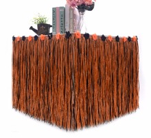 Halloween party decoration table skirt