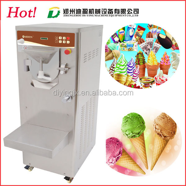 Wholesale In China ice cream batch freezer /cheap and high quality Ice Cream Batch Freezer (factory direct sale)