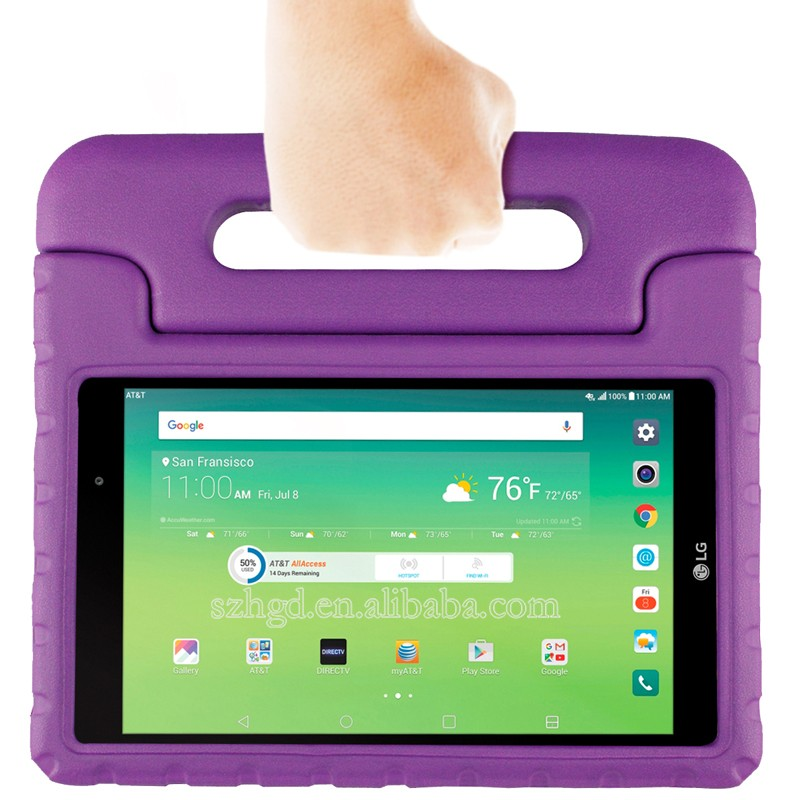 EVA Foam Shockproof Kids Case for LG G Pad X 8.0 / LG G Pad III 8.0 Case Cover