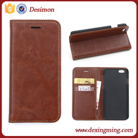 Alibaba China protective pu leather phone case for iphone 6s ,leather pouch for iPhone 6s plus