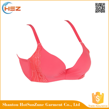 HSZ-58115 Fashion Women Underwear Latest Sexy Fancy Bra Plus Size Colorful Lovely Girl Bra